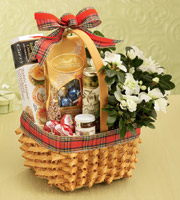 The FTD® Taste of the Season™ Gourmet Basket