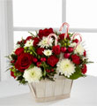 The FTD� Candy Cane Lane� Bouquet