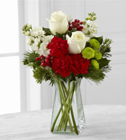 The FTD® Christmas Peace™ Bouquet