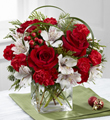 The FTD� Holiday Hopes� Bouquet by Better Homes and Gardens�