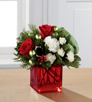 The FTD® Merry & Bright™ Bouquet