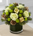 The FTD� Season's Sparkle� Bouquet