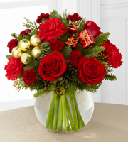 The FTD� Holiday Gold� Bouquet