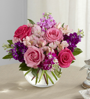 The FTD® Tranquil™ Bouquet