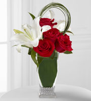 The FTD® Pure Passion™ Bouquet