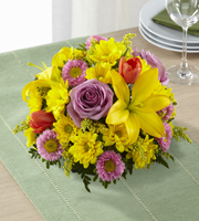 The FTD� Spring Sunshine� Centerpiece