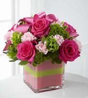 The FTD� Blushing Invitations� Bouquet