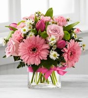 The FTD� Blooming Visions� Bouquet by BHG