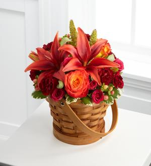 The FTD® Abundant Harvest™ Basket