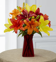 The FTD� Happy Thoughts� Bouquet