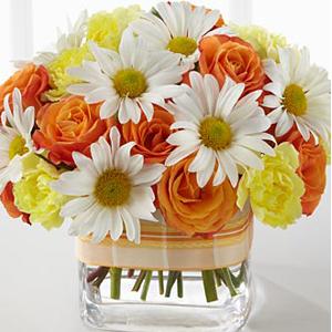 Le bouquet Tendre splendeur™ de FTD®