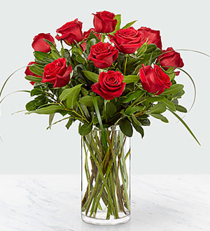 The FTD® Everlasting Love™ Rose Bouquet