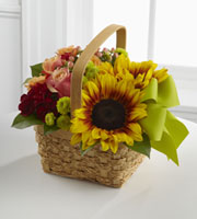 The FTD� Bright Day� Basket