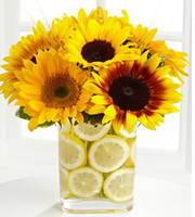 The FTD® Sunshine Daydream® Bouquet by BHG®