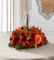 The FTD� Heart of the Harvest� Centerpiece