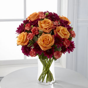 The FTD® Autumn Treasures™ Bouquet