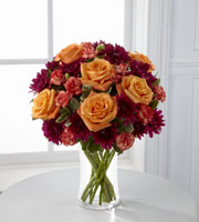 The FTD� Autumn Treasures� Bouquet