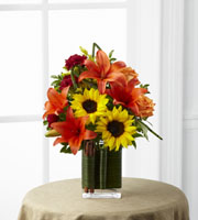The FTD� Vibrant Views� Bouquet