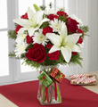 The FTD� Joyous Holiday� Bouquet