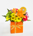 The FTD� Set to Celebrate� Birthday Bouquet