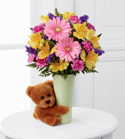 BDH 	The FTD® Festive Big Hug® Bouquet