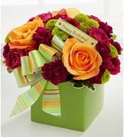 The FTD® Birthday Bouquet by Lisa Dees florists in raleigh nc