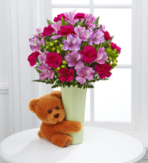 BH2 	The FTD® Big Hug® Bouquet