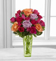 The FTD® Sun's Sweetness™ Rose Bouquet by Better Homes and Gardens®