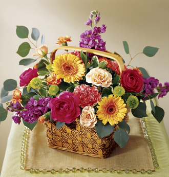 The FTD® Razzle-Dazzle™ Bouquet