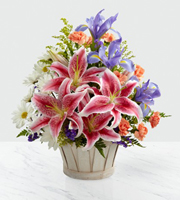 The FTD® Wondrous Nature™ Bouquet by Lisa Dees | raleigh florists