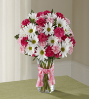 The FTD® Sweet Surprises® Bouquet by Lisa Dees florist cary nc