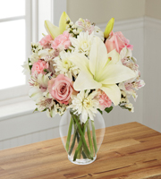 The FTD� Pink Dream� Bouquet