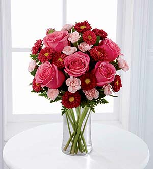 Birthday Flowers | Precious Heart Bouquet