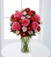 The FTD® Precious Heart™ Bouquet by Lisa Dees florist in raleigh nc