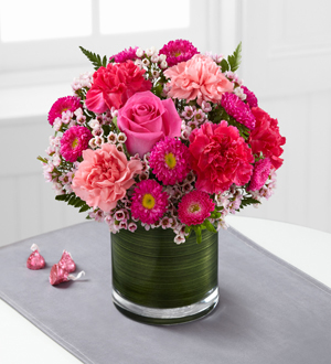 Le Bouquet FTD® Pink Pursuits™