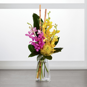 The FTD® Touch of Tropics™ Bouquet