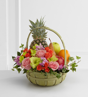 Le Panier de Fleurs et de Fruits, Repose en Paix™ par FTD®