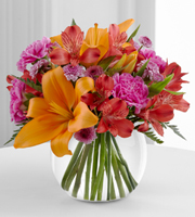 The FTD® Light of My Life™ Bouquet by Lisa Dees florists in raleigh nc