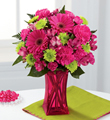 LE Bouquet FTD® Raspberry Sensation™
