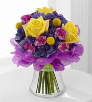 The FTD� Colors Abound� Bouquet