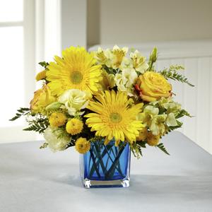 Le bouquet naissance Oh Boy!MC de FTD®