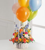 The FTD® Colors Abound ™ Arrangement