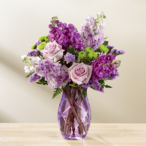 Le bouquet FTD® Tendre dévotionMC par Better Homes and Gardens®