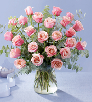 The FTD� Pink Passion� Rose Bouquet