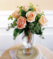 The FTD® Sun Blushed™ Bouquet