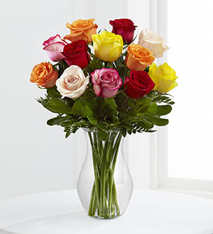 Le bouquet de roses Enchanting™ de FTD®