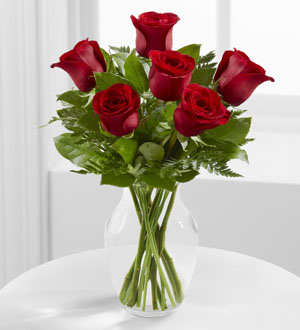 Le bouquet de roses Simply Enchanting™ de FTD®