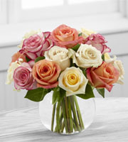 The FTD� Sundance� Rose Bouquet
