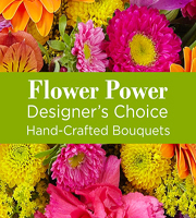 Multi Colored Florist Designed Bouquet