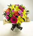 The FTD® Bold Beauty™ Handtied Bouquet